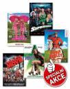 Speciální komediální filmový balíček: Vyfič + Suprhrdina + Drsňák Dudley + Disaster movie + Blonďatá