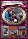 Klasické filmové pohádky (3 DVD box IV.)
