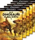 Když dinosauři vládli světu (5DVD)