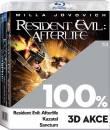 100% 3D Akce: Resident Evil: Afterlife, Kazatel, Sanctum