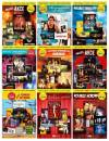 LETNÍ AKCE EXKLUZIVNĚ V TRAFIKÁCH:  Tématické kolekce 5 DVD za 49 Kč