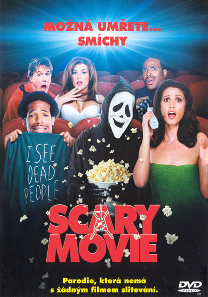 SCARY MOVIE (CZ Dabing)