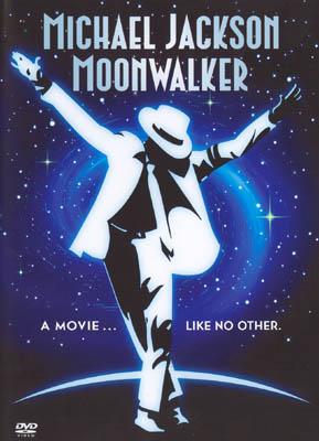 DVD obaly | MOONWALKER