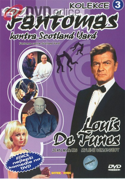 Re: Fantomas kontra Scotland Yard (1966)