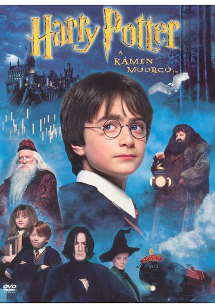 Obal DVD: Harry Potter a Kámen mudrců (2 DVD)