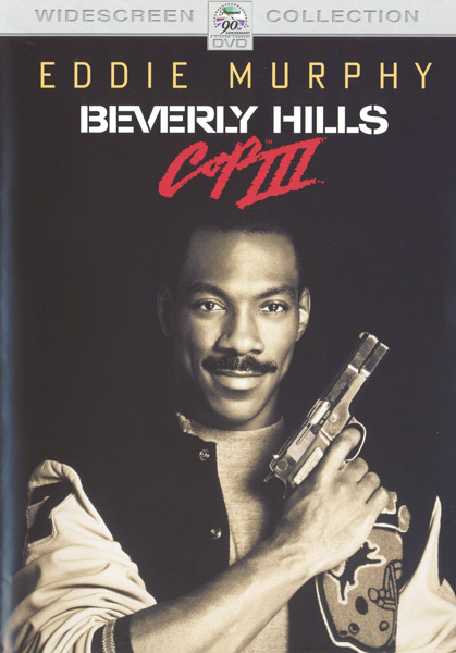 Obal DVD: Policajt z Beverly Hills III. (dostupnost na dotaz)