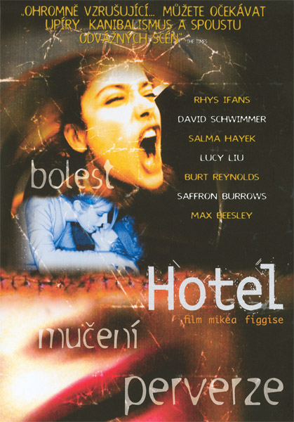 Obal DVD: HOTEL
