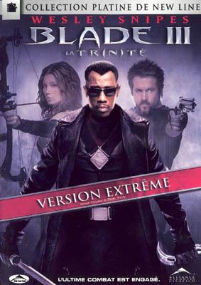 Obal DVD: Blade 3: Trinity (S.E. - 2DVD)