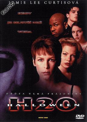 Obal DVD: HALLOWEEN H20