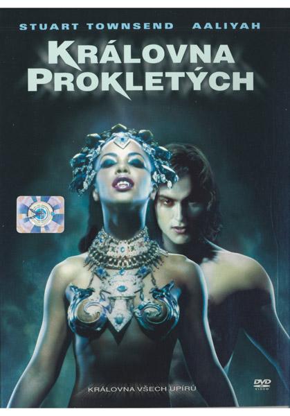 Obal DVD: Královna prokletých