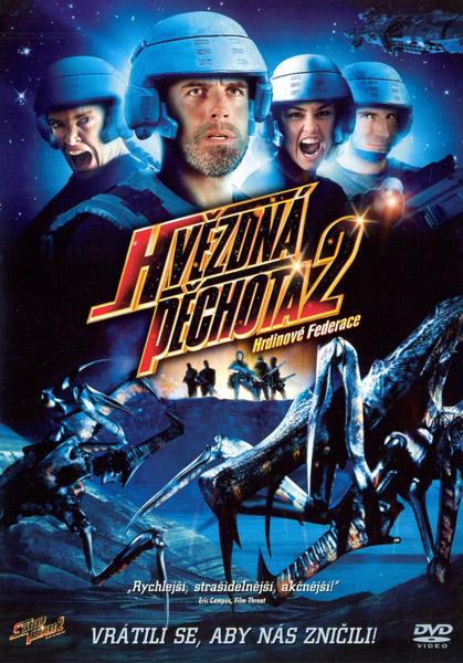Obal DVD: Hvězdná pěchota 2 (není dlouhodobě skladem)