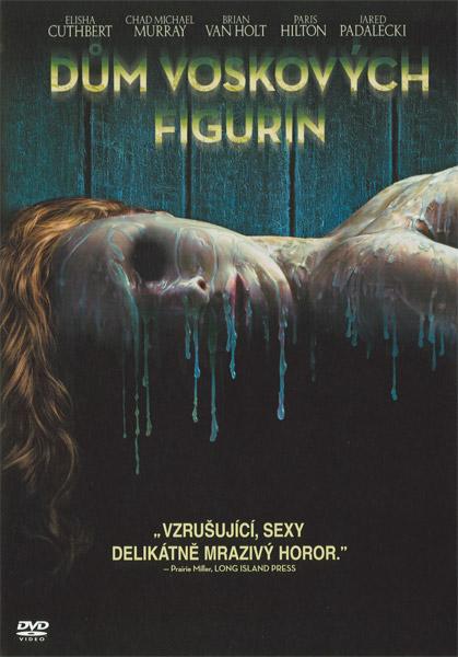 Obal DVD: Dům voskových figurín