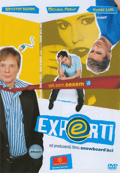 Obal DVD: EXPERTI