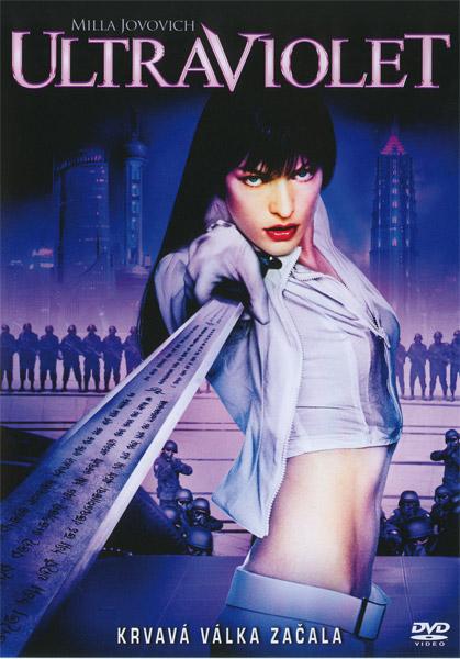 Obal DVD: Ultraviolet