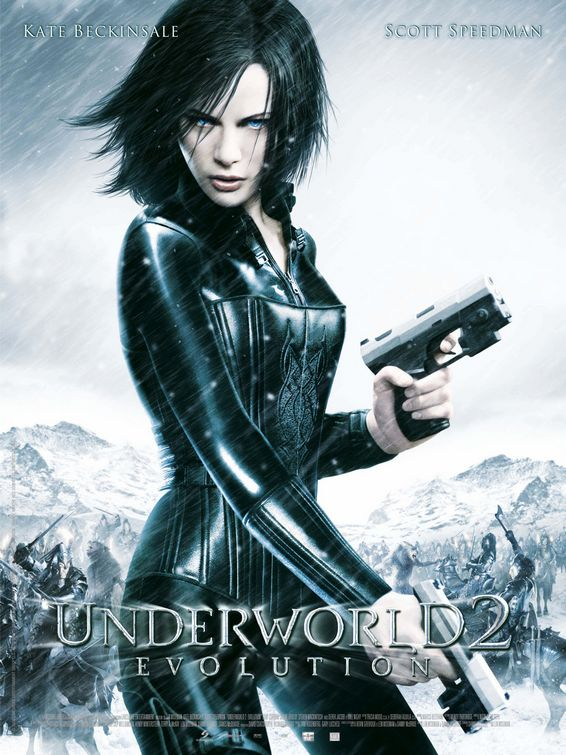 Obal DVD: Underworld 2: Evolution (1 disc)