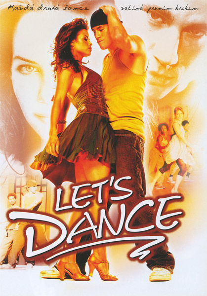 Obal DVD: Lets dance