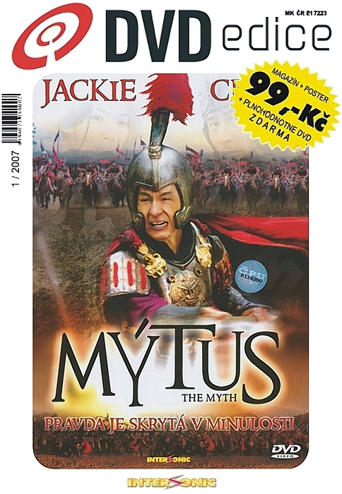 DVD MÝTUS