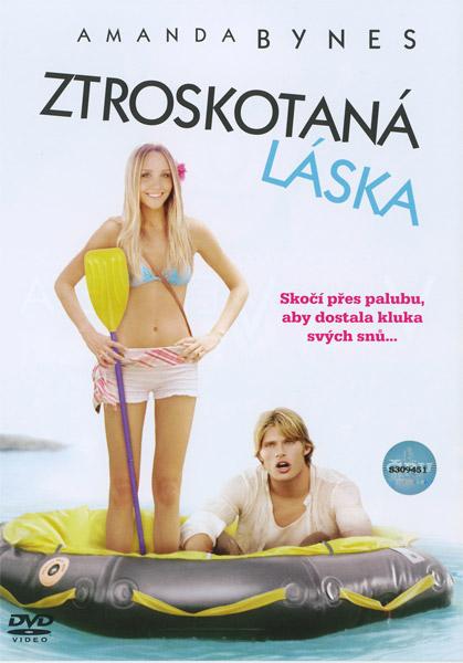 Obal DVD: Ztroskotaná láska