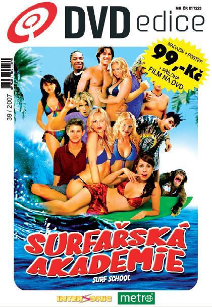 DVD SURFAŘSKÁ AKADEMIE