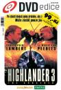 DVDedice magazín: HIGHLANDER 3