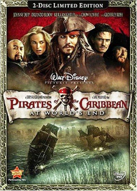 Obálka větš�  Piráti z Karibiku 3: Na konci světa