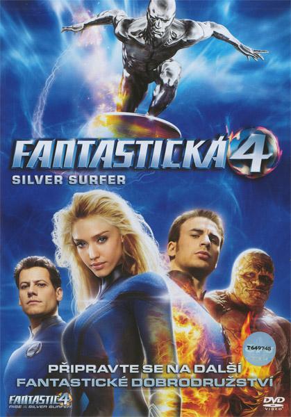 Re: Fantastická čtyřka: Silver Surfer (2007)