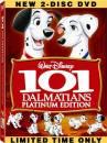 101 dalmatinů (2 DVD platinová edice) (animovaný)