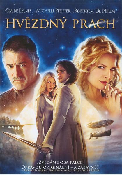 Obal DVD: Hvězdný prach