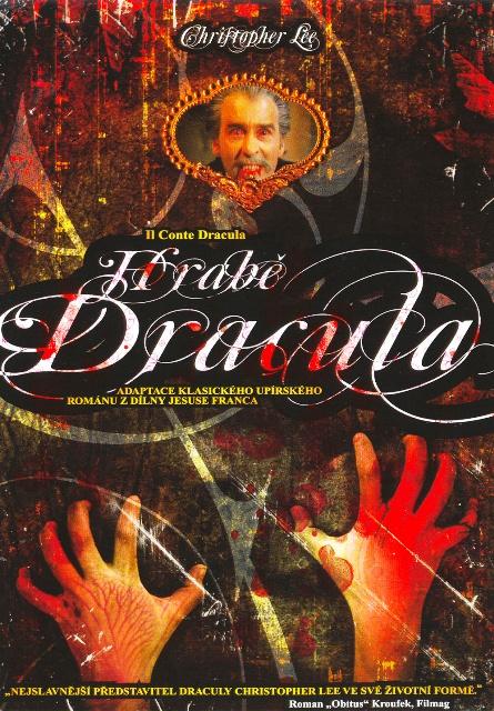 Obal DVD: Hrabě Dracula