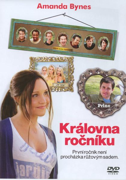 Obal DVD: Královna ročníku